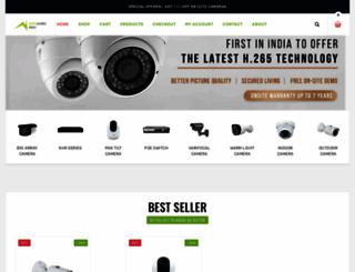 automatedindia.com screenshot