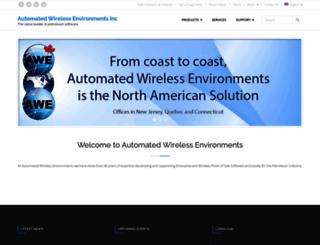 automatedwireless.com screenshot