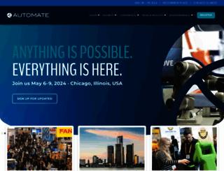 automateshow.com screenshot