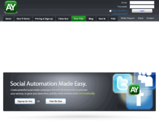 automaticallyyou.com screenshot