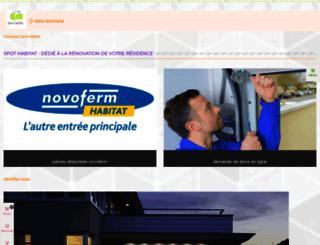 automatismes-import.com screenshot