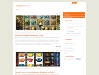 automaty-online.com.pl screenshot