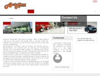 automaxxpune.com screenshot