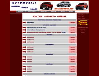 automobili.autentik.net screenshot