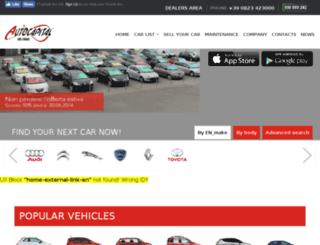 automobilikmzero.com screenshot