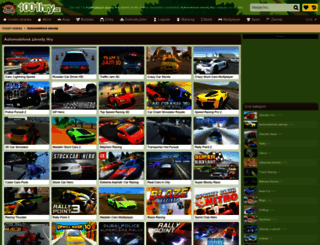 automobilove-zavody.1001hry.cz screenshot