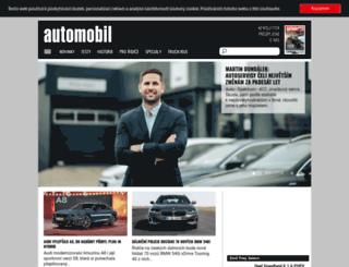 automobilrevue.cz screenshot