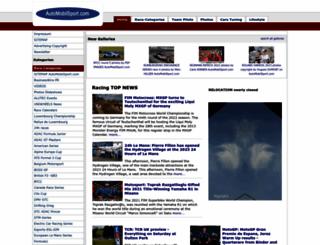 automobilsport.com screenshot