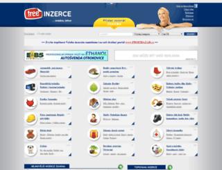 automobily.free-inzerce.cz screenshot