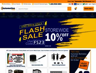 automotionplus.com screenshot