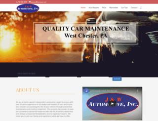 automotive.delvalseo.com screenshot