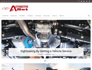 automotiveset.com screenshot