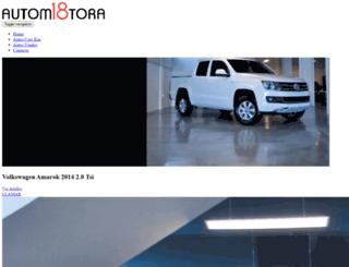 automotora18.com screenshot