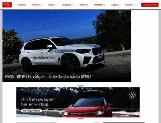 automotorsport.se screenshot