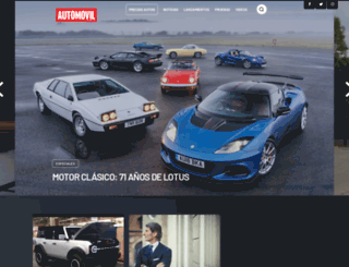 automovilonline.com.mx screenshot