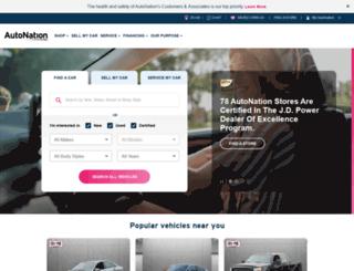 autonationvolvoirvine.com screenshot