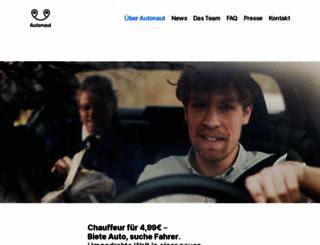 autonaut.de screenshot
