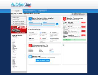 autonetone.com screenshot