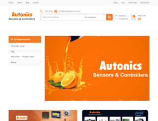 autonicsvietnam.com screenshot