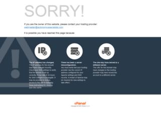 autonomicspecialists.com screenshot