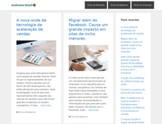 autonomobrasil.com screenshot