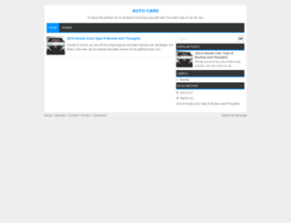 autoocars.com screenshot