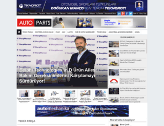 autoparts.com.tr screenshot