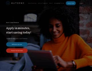 autopay.com screenshot