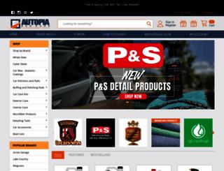 autopia-carcare.com screenshot