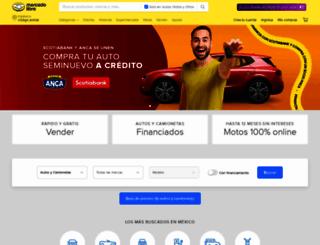 autoplaza.com.mx screenshot