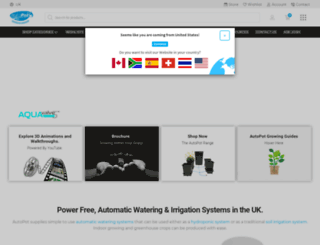 autopot.co.uk screenshot