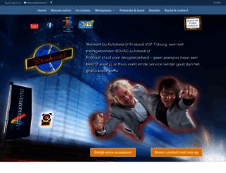 autoprobaat.nl screenshot