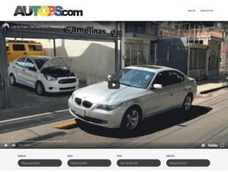 autops.com.mx screenshot