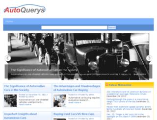autoquerys.com screenshot