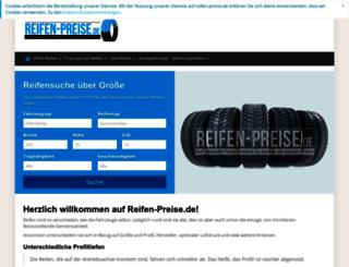 autoreifen-handel.de screenshot
