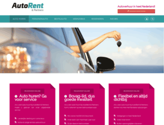 autorent.nl screenshot