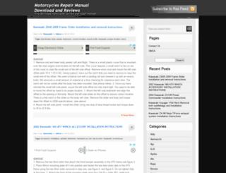 autorepairmagz.com screenshot