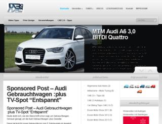 autos-und-frauen.de screenshot
