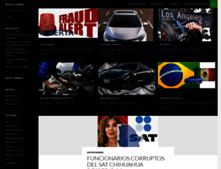 autos-usados.com screenshot
