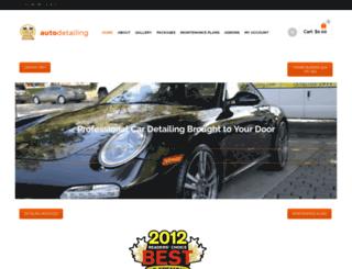 autos.bayareacardetailing.com screenshot