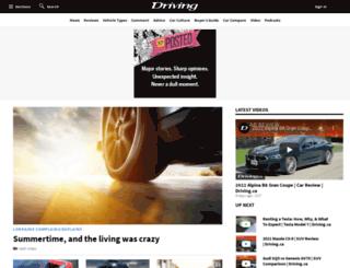 autos.canada.com screenshot