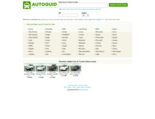 autos.vinaudit.com screenshot