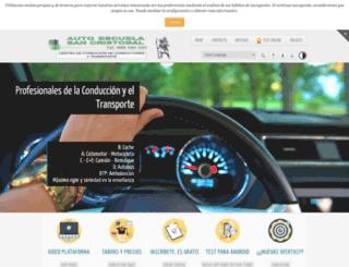 autosancristobal.com screenshot
