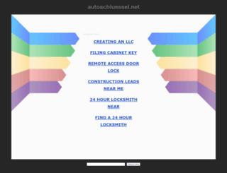 autoschluessel.net screenshot