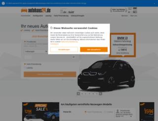 autoscout24.autohaus24.de screenshot