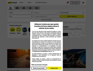 autoscout24.es screenshot