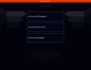 autoscoute.de screenshot