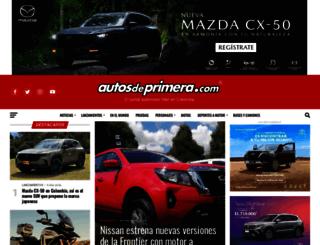 autosdeprimera.com screenshot