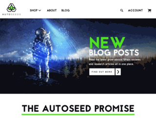 autoseeds.com screenshot