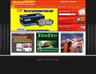 autoselectcorp.com screenshot